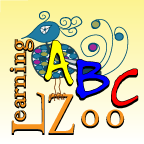 learning zoo abc