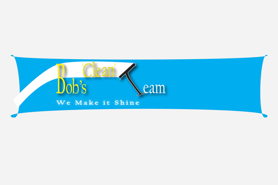 Bob's Clean Team Logo
