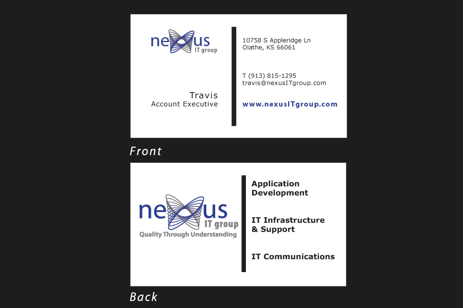 Business Card for nexus