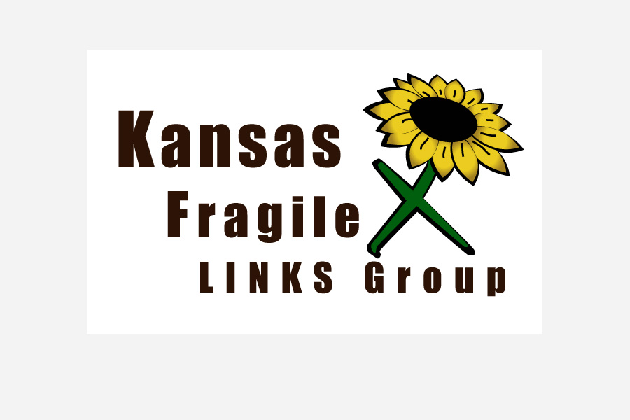 Kansas Fragile X Logo
