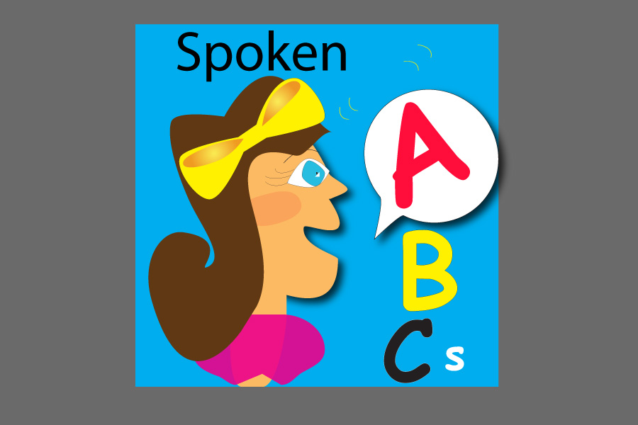Spoken ABCs iPhone icon