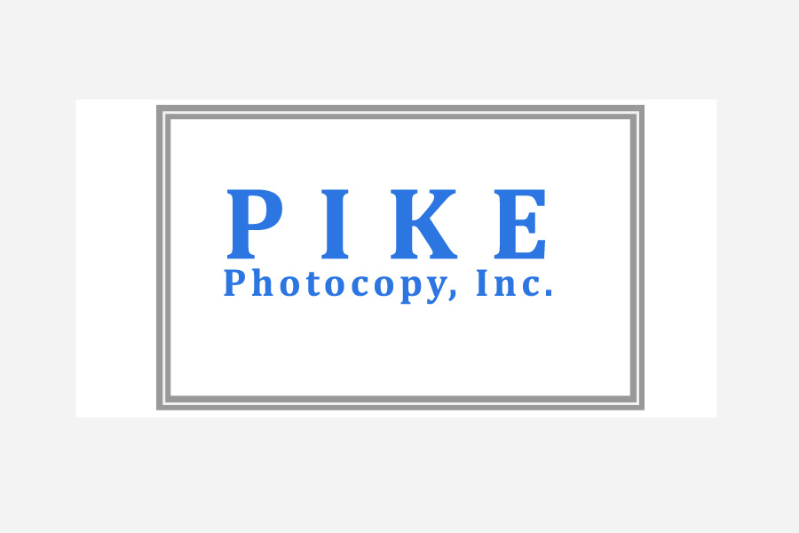 Pike Photocopy Logo