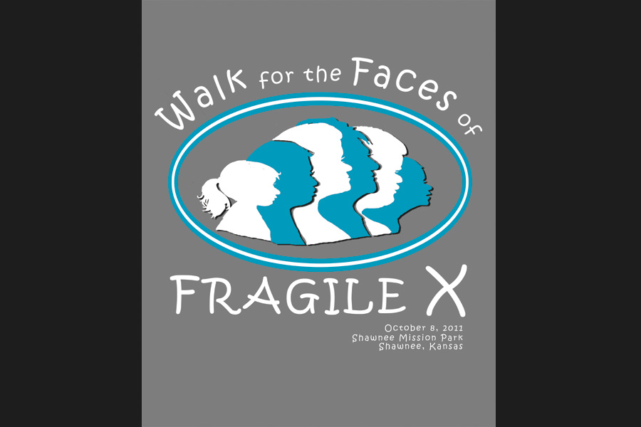 T-shirt for Kansas fx Oct walk