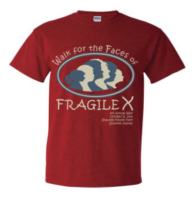 Walk for the Faces of Fragile X
