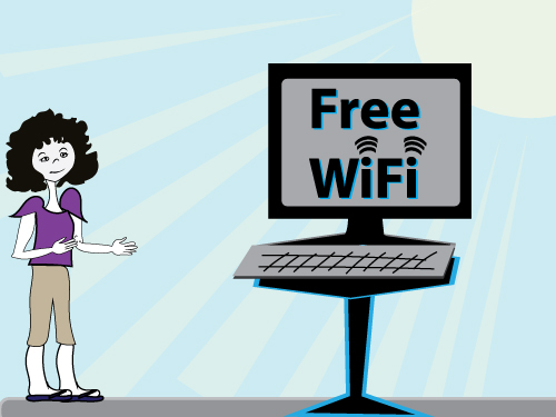 Security Issues when using Free WIFI