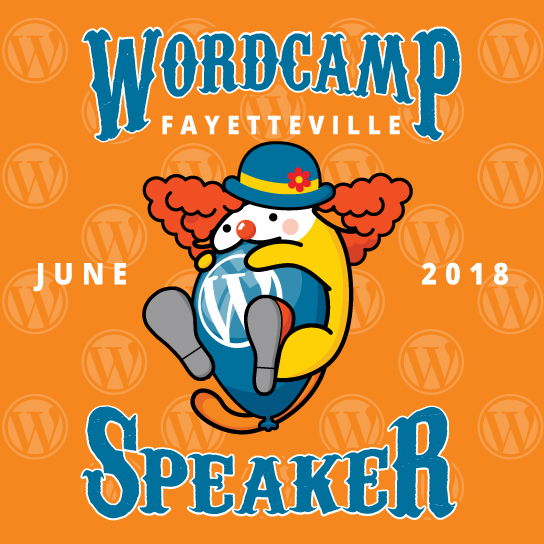 Learn about YouTube and WordPress at WordCamp Fayetteville